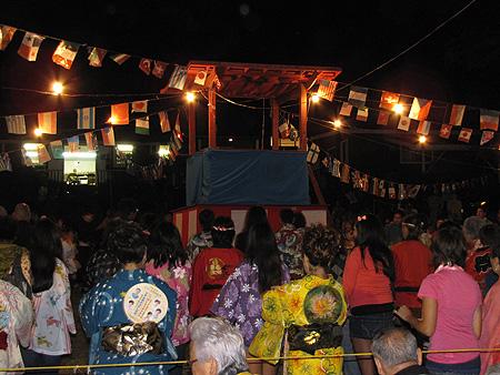 Kula Shofukuji Obon - 2011
