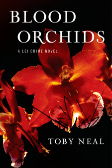 Cover of BLOOD ORCHIDS by Toby Neal