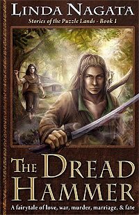 Cover for The Dread Hammer