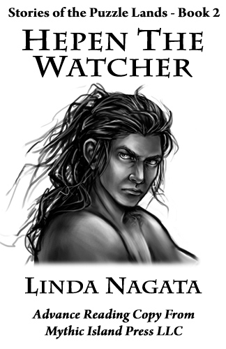 Hepen the Watcher (Stories of the Puzzle Lands – Book 2)