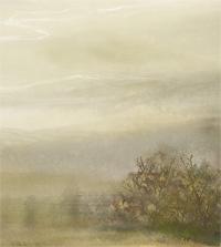 Mist & River. Artist: Sarah Adams