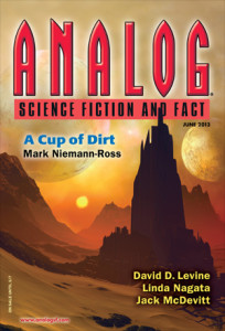 Analog Science Fiction & Fact, June 2013