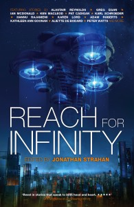 Reach For Infinity-preliminary cover