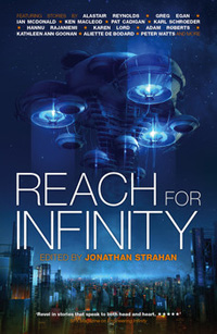 Reach For Infinity, edited by Jonathan Strahan