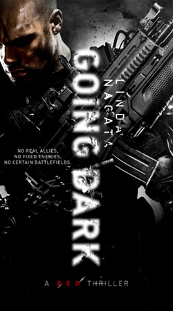 Going Dark - Book 3 of The Red Trilogy