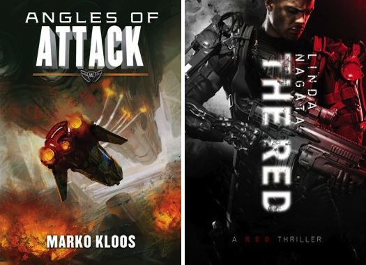 Marko Kloos Angles of Attack-Linda Nagata The Red
