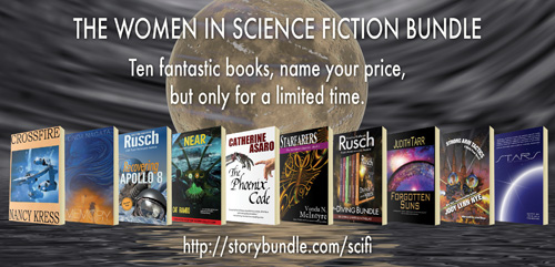 Women in Science Fiction Storybundle