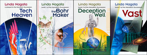 The Nanotech Succession by Linda Nagata